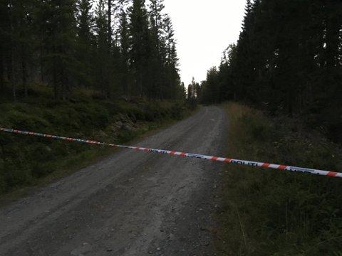 Innlandt politidistrikt bekrefter at det er funnet en død person på Veståsen i Søndre Land. Dødsfallet anses som mistenkelig. Foto: Privat