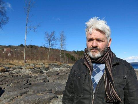 MER MORDBRANN: Gjøvikenser Kjell-Ola Dahl kommer med en ny bok om brannen på Scendinavian star 16. januar.