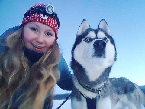 NYTT TILBUD: Silje Kristine Tandsæther Hagen vil samle ungdom til friluftsliv.
