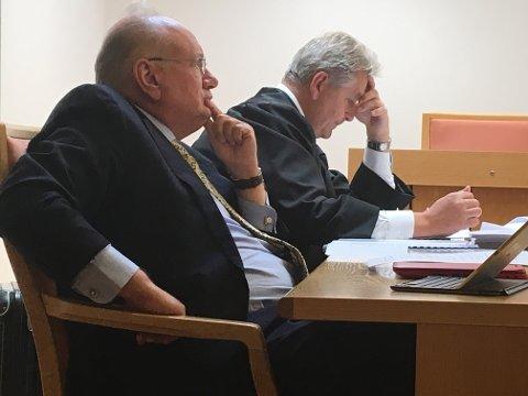 TAPTE: Den oppsagte rådmannen i Sør-Aurdal, Håkon Rydland, tapte søkamålet mot kommunen fullstendig. Foto: Ihngvar Skattebu