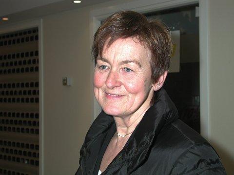 Grete Stensvold ble redningen nok en gang og blir styreleder i Nordre Land IL.