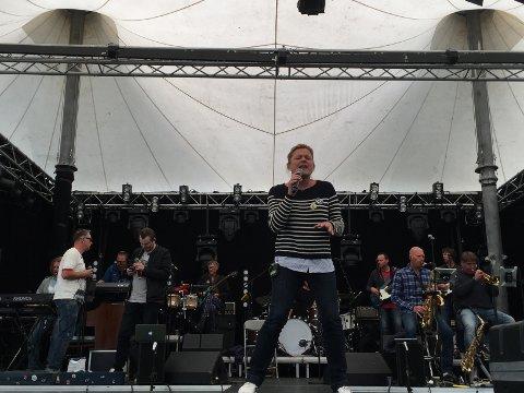 MYE JOBB: Torsdag er det premiere på Sommerslagere. Ingvild skal synge «Hymne til kjærligheten» i showet.