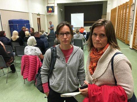 Janne og Tone Evje er nå i Synnfjellet i håp om å gjøre noe observasjoner av savnede Stig Ingar Evje.