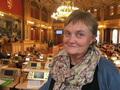 FINANSPOLITISK TALSPERSON: Rigmor Aasrud fra Oppland blir leder av Aps finansfraksjon på STortinget og finanspolitisk talsperson.