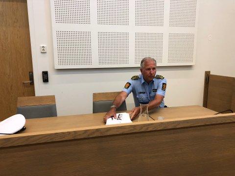 RO: – Politiet må få ro under etterforskningen, og kan derfor ikke gå ut med flere detaljer i saken på nåværende tidspunkt, sier politiadvokat Tom Gjestvang.