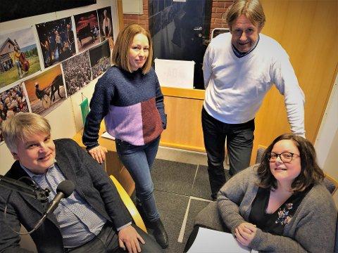 I OA-podden denne gang hører du Erik Sønstelie, Mina Watz, Knut Befring og Stina Håkensbakken Roland.