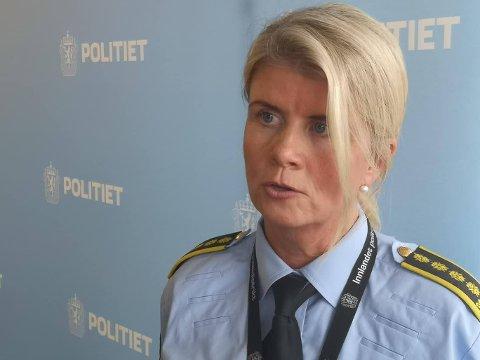 OMSORG: Linn Hilde Fosso ber folk om å bruke tida på omsorg, heller enn rykter etter drapsforsøket på Kapp.