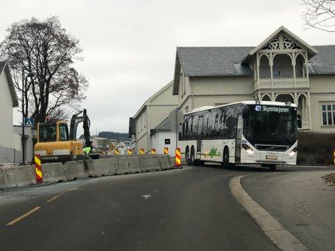 – Gatebruksplanen er en overordnet prinsipplan som ligger til grunn for planlegging av tiltak i gatenettet som skal sikre god trafikkavvikling for alle trafikantgrupper, sier fagleder for trafikk i Gjøvik kommune,  Øystein Skinnerlien.