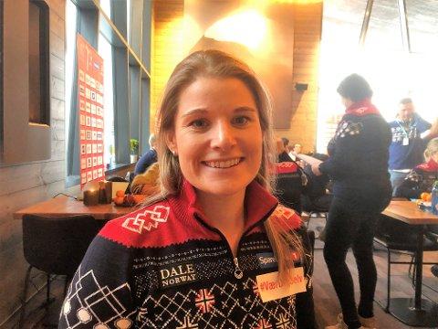 ET NYTT LIV: Mari Eide har studert, fått jobb og venter barn. Et nytt liv har startet for toppidrettsutøveren fra Beitostølen som rørte hele Norge da hun vant bronse i ski-VM i 2019., bare måneder etter søsterens død.