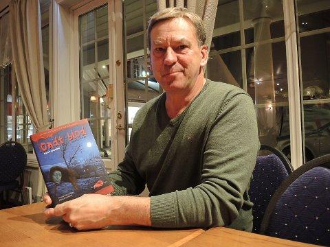KRIM FRA BYGDENORGE: Kåre Kompelien har dratt fram igjen gamle historier fra den tid Norge fortsatt hadde dødsstraff.