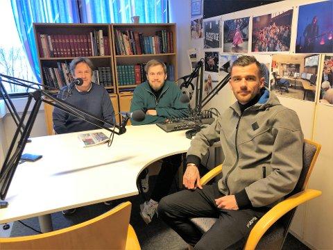 Rocky Lekaj er gjest hos Knut Befring og Henning Raae Fosslien i den nyeste utgaven av OA-sportens Podkast.