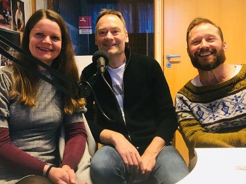 SPILLER PÅ NETT: Onsdag 29. april gjør Kristin Fyrand Mikkelsen, Gunnar Flagstad og Johannes Skyberg sin aller første digitale Resonans-konsert.