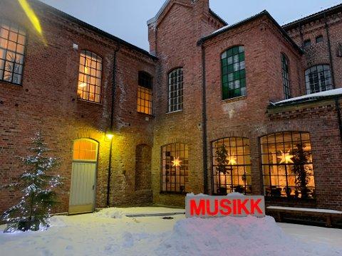 Velkommen til Julecabaret på Mjølkefabrikken!