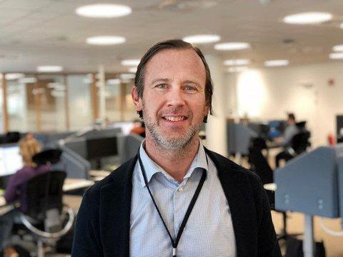 Petter Lassen, reiseskadesjef i Frende Forsikring.