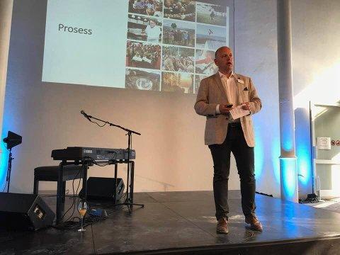 ÅPEN PROSESS: – Dette var den mest åpne strategiprosessen jeg har vært borti, sier Arne Jørgen Skurdal om prosessen som ledet til etableringen av Visit Innlandet.