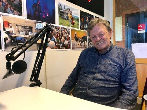 ODDVAR OG RONNY: John Nyutstumo er kjent både som feristen Oddvar og den godmodige barne-tv-skurken Ronny, men skuespilleren fra Gjøvik har gjort mye mer enn det!
