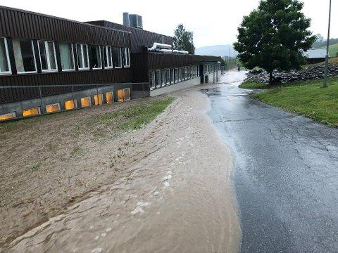 Skolen starter som normalt mandag 19. august etter oversvømmelsen i Søndre Land.