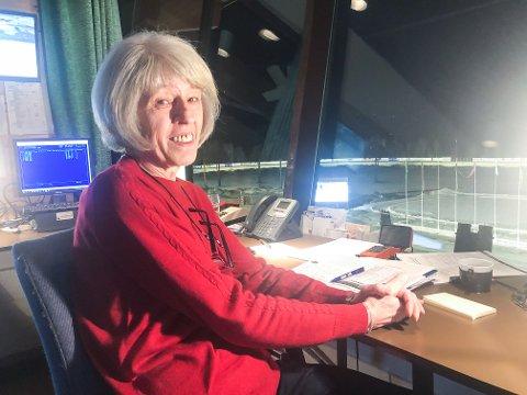 Anne Ma Nervik er løpsskeretær på Biri travbane. Hun har ikke gått glipp av en eneste løpsdag siden banen ble åpnet i 1986.