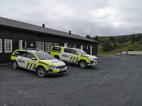 REDUSERT: Politiet i Valdres mister tre stillinger. Arkivbilde