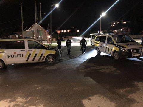 HUNNDALEN: Flere patruljer rykket ut til en voldshendelse i leilighet i Hunndalen.