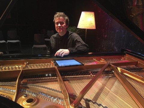 Resonans: Britiske Paul Lewis' konsert i Resonans' regi i Gjøvik søndag ble en svært minnerik affære. Foto: Martin Bækkelund