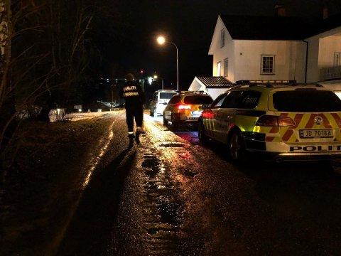 DRAP: Hov Nordre i Søndre Land var åsted for et drap i januar. Nå er politisaken på vei mot henleggelse.