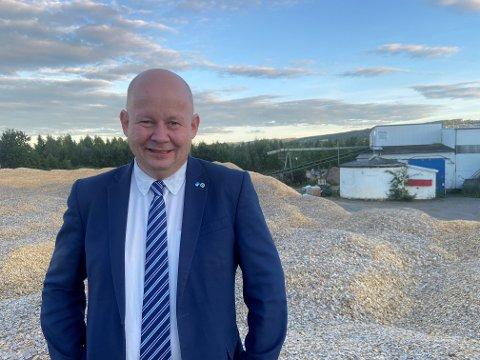 VERDI: – Huntonstranda vil uansett ha en stor verdi for Gjøviks befolkning, skriver Torvild Sveen i dette innlegget.
