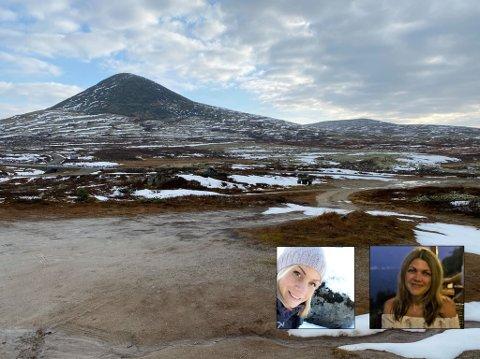 OVER  180.000 KRONER: Ingrid Synnøve Vaa Vikdal og Veronica Eng har til sammen samlet inn mer enn 180.000 kroner til de etterlatte familiene etter ulykken.