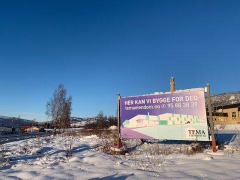 Nå kan det snart bli byggestart på en av de siste sentrale næringstomtene i nordre del av Lillehammer.