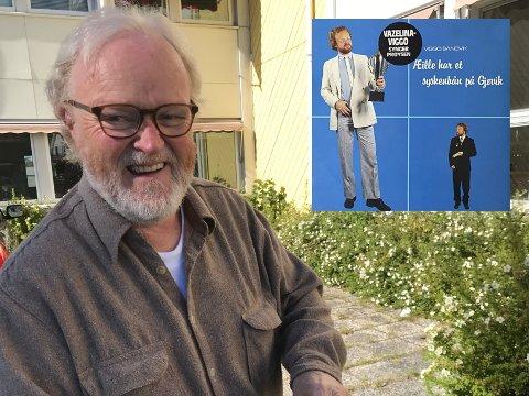 RELANSERING: Hvis nok fans forhåndsbestiller plata, kommer Viggo Sandviks solodebut for første gang ut på CD som en del av Christer Falcks Norske albumklassikere-serie.