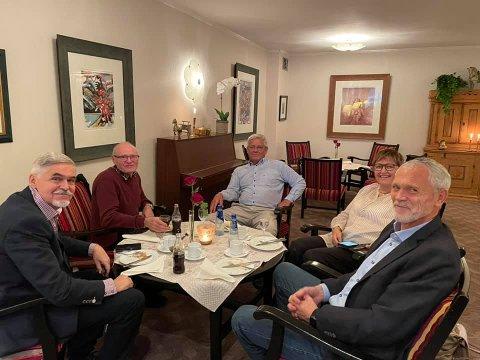 Gjennom innlegg ble møtedeltakerne bedre kjent med forskjellige næringer i Gran, der de blant annet belyste utfordringer de står overfor, også med henvisning direkte til politikerne.
