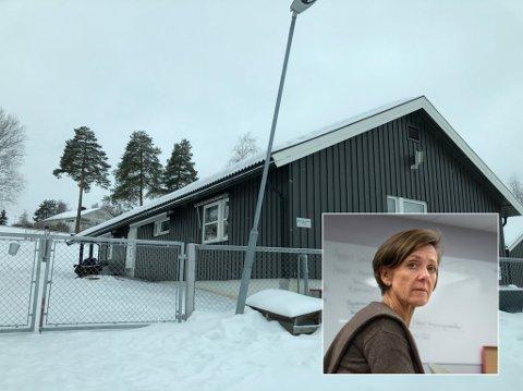 MULIG SMITTEVEG: Kommuneoverlege Siri Fuglem Berg bekrefter at en smitta barnehageansatt har vært på treningssenteret hvor det ble bekreftet to smittede.