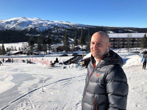 HAR TRUA: Jordi Somers har tro på bedre tider for reiselivet etter korona: – Vi rammes alltid først. FOTO: Ingvar Skattebu