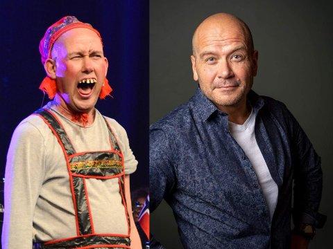 Hans Esben Gille og Jan Wehrmann