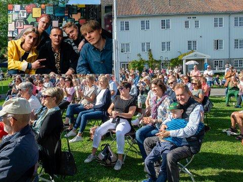 SOMMERLYD: Årets Mårråstund blir utelukkende med unge, lokale artister på scena. Noen navn er på plass, deriblant Ma Jester med Mads Sølsnes Gjetmundsen i spissen.