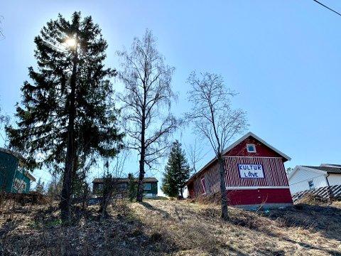 Hans Kristian Gaarders kulturlåve. Kulturlåven i Granåsvegen i Gran.