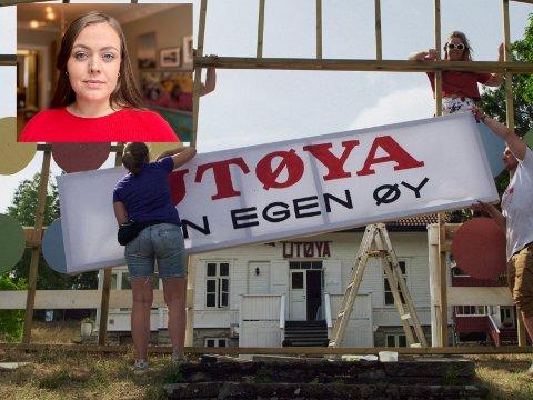 SAMTALE: Onsdag kveld vises filmen «Generasjon Utøya» på Gjøvik kino, med 22. juli-overlevende Ingrid Endrerud fra Gjøvik som en av deltakerne i samtalen etterpå.