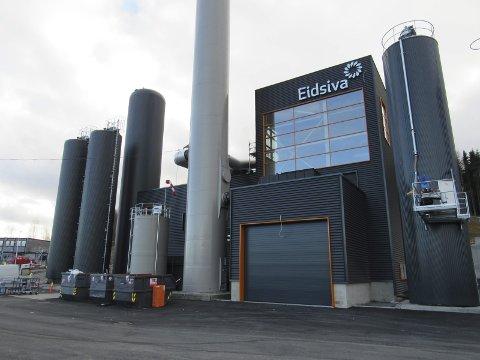 PLUKKE NED?: Forslagsstiller mener at deler av fjernvarmeanlegget i Kallerudlia kan demonteres og flyttes, som legoklosser
