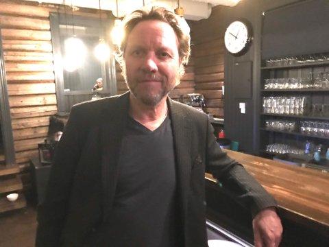 TIGERGUTT: Magnus Grønneberg i CC Cowboys er rundens gjest i OA-podkasten Backstage.