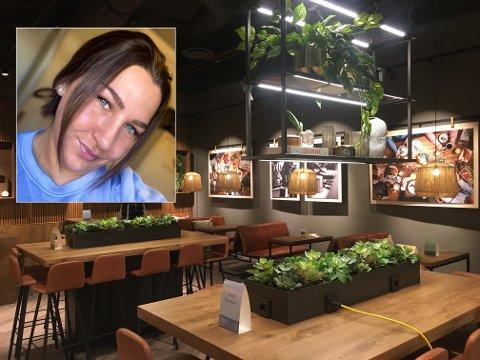 SJEF: Ida R. Stenbråten får drømmen oppfylt når hun blir daglig leder for Espresso House på CC.