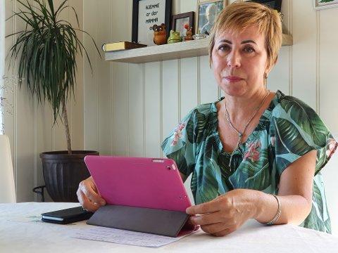 ALLE ER BERØRT: I Russland har de fleste familier mistet noen under andre verdenskrig, forklarer Tatiana Toresen.
