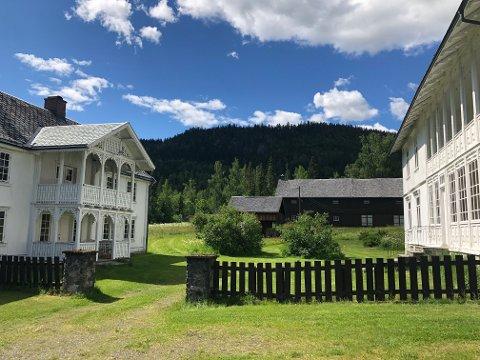 SKAL SELGES Blåflat gård er lagt ut for salg med en prisantydning på 2,79 millioner kroner. FOTO: INGVAR SKATTEBU