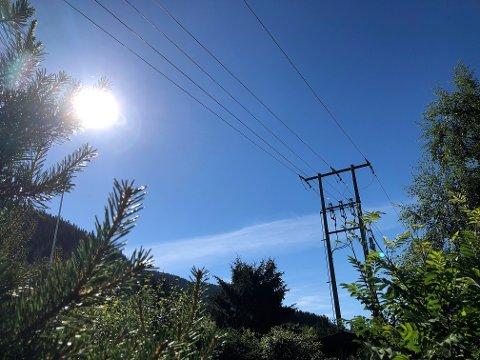 NEDBØRSFATTIG: En nedbørsfattig sommer oppgis som del av årsaken til at strømprisene går til himmels. FOTO: INGVAR SKATTEBU