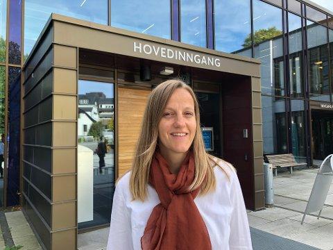 STORT ANSVAR: Som tjenesteleder helse har Tonje Lyshaugen blant annet hatt ansvar for legevakt og legetjenesten i Gjøvik siste fire år.