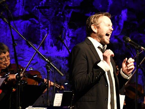 FIKK FOT: Knut Anders Sørum var med på lanseringen av Orkester Innlandet i Fjellhaven i august. I mars 2022 går de i studio og spiller inn plate sammen.