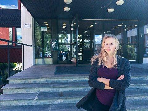 Elevrådsleder ved Ås vgs, Ive Berg Stemsrud, mener eksamen utgjør en kvalitetssikring av elevenes kompetanse.