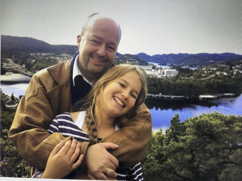 GJEST: Jostein Sandsmark forteller om sjokket som rammet familien.