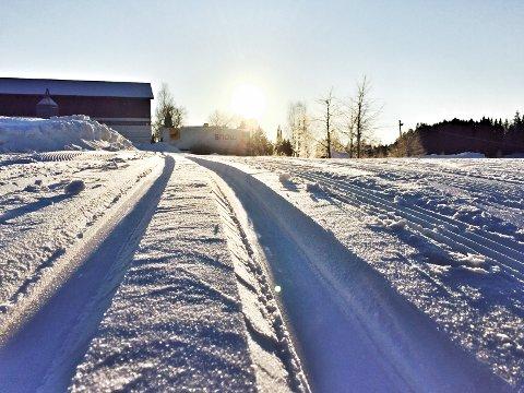 Siste føremelding fra Østre Greverud: Skiforeningenforteller at det er i dag 0 grader og overskyet vær. Det har kommet en halv cm snø siste døgn. Total snødybde er 5-9 cm. Løypa på Østre Greverud er nykjørt og har gode forhold for både skøyting og klassisk. Smøretips: Rødt/klister