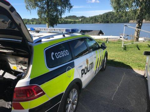 Tre båtmotorer ble stjålet fra roforbundets følgebåtet ved anlegget på Årungen.