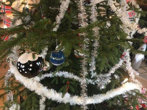 GRATIS: På gjenvinningsstasjonene er det gratis å levere juletrær. - Bare husk å ta av pynten først, påpeker Follo Ren.